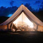 Børsmose glamping telte