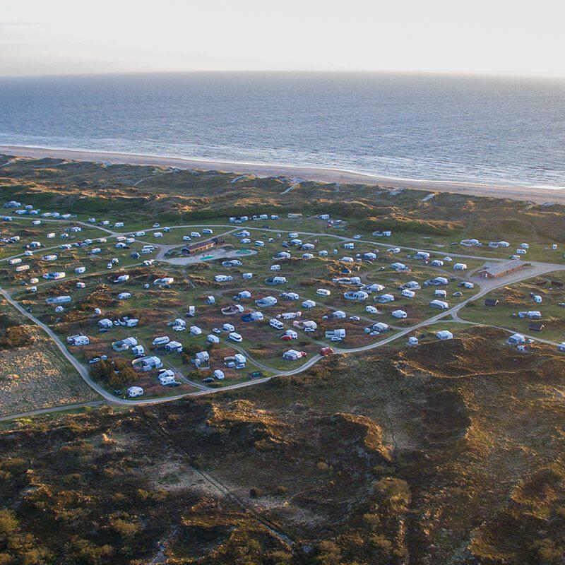Børsmose Strand Camping
