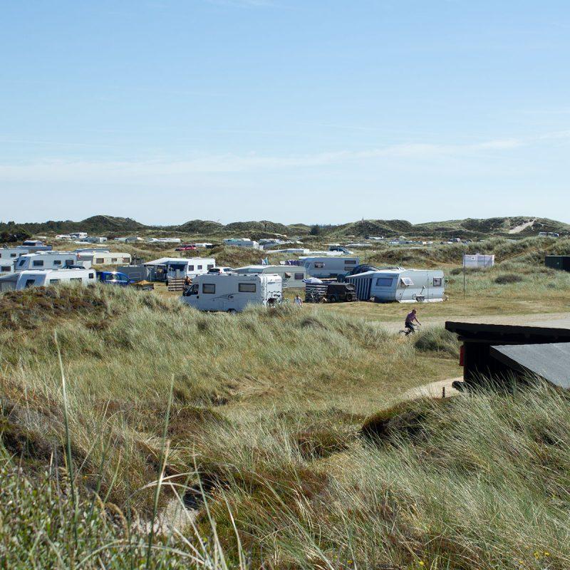 Camping i naturskønne omgivelser